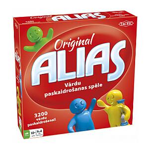 Spēle Alias Original, latv. val.