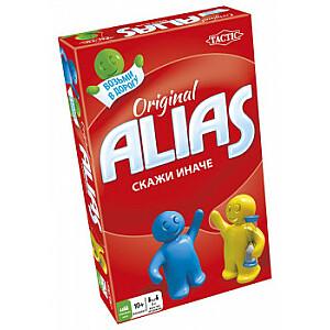 Spēle ALIAS, ceļojumu versija, krievu val.