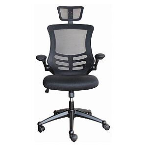 Biroja krēsls RAGUSA, melns