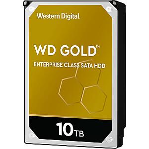 """Western Digital Gold 10 TB 3,5 """"SATA III (6 Gb / s) servera disks (WD102KRYZ)"""
