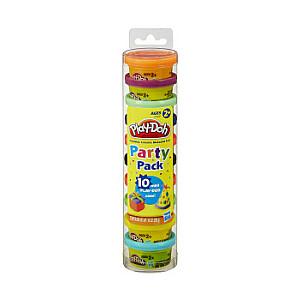 """Play-Doh Plastilīns """"Svētku iepakojums"""", 10 gb."""