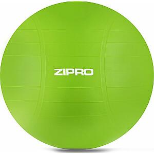 Zipro Exercise bumba Anti-Burst 65cm laima zaļa