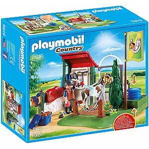 Playmobil zirgu mazgāšana (6929)