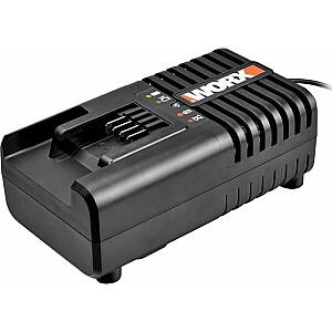 Worx lādētājs litija akumulatoriem (WA3880)