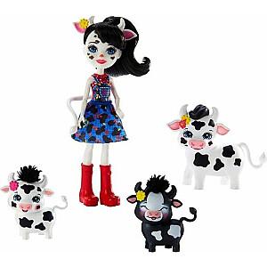 Mattel Mattel Enchantimals Cambrie govs lelle (GJX44)