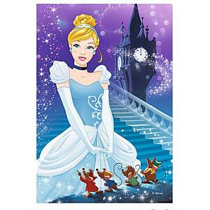 """Mini puzle """"Princeses"""", 54 gb."""