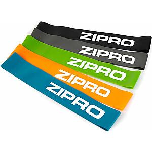 Zipro Zipro Gum vingrinājumiem Mini lentes 5gab.