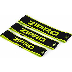 Zipro Exercise Band Mini lentes 3 gab.