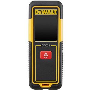 Dewalt 30m lāzera tālmēriņš (DW033)