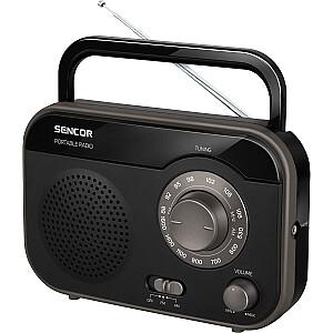 Radio Sencor SRD 210 B melns