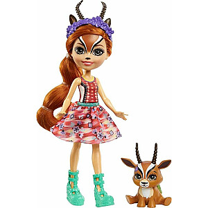 Mattel Enchantimals Pet Doll Gazelle (GTM26)