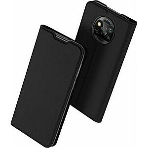 Dux Ducis Dux Ducis SkinPro priekš Xiaomi Poco X3 NFC Black