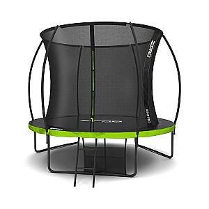 Zipro Garden batuts Jump Pro 10FT 312cm ar iekšējo tīklu + BEZMAKSAS apavu soma!
