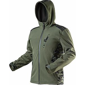 NEO darba jaka (CAMO softshell jaka, izmērs L)