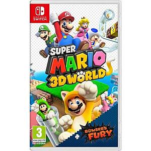 Super Mario 3D World + Bowser's Fury spēle