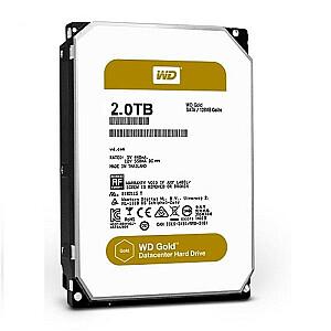 """Western Digital 2 TB 3,5 """"SATA III (6 Gb / s) servera disks (WD2005FBYZ)"""