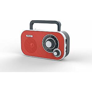 Camry CR1140R Radio Red