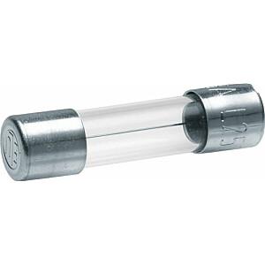 Hager Polo stikla drošinātājs F 5 x 20mm 6,3A (L520FK06-300)