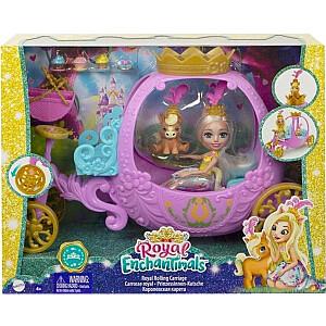 Mattel Enchantimals Royal Royal Carriage Horse (GYJ16)
