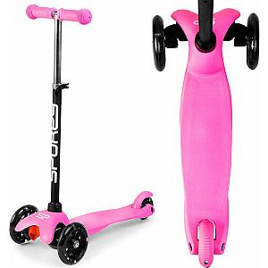 Spokey Balance motorolleris Funride rozā-zils 927048