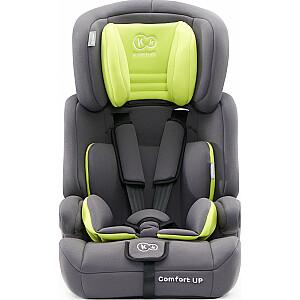 KinderKraft Comfort Up automašīnas sēdeklis zaļš (KKCMFRTUPLIM00)