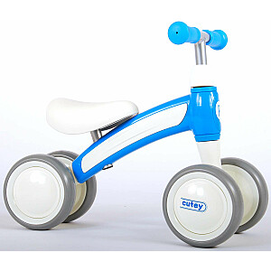 Līdzsvara velosipēds QPlay Cutey Ride On Blue
