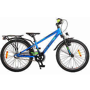 Bērnu velosipēds Volare Cross 20'' Blue/Green Prime Collection