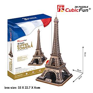 3D puzle Eifeļa tornis