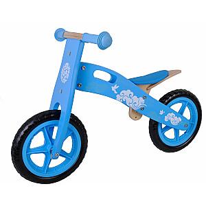 Bērnu velosipēds Yipeeh Wooden 12''blue