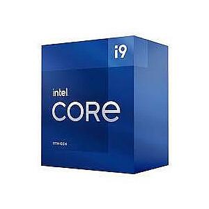 CPU INTEL Desktop Core i9 i9-11900 2500 MHz Cores 8 16MB Socket LGA1200 65 Watts GPU UHD 750 BOX BX8070811900SRKNJ