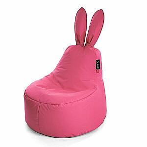 Qubo™ Baby Rabbit Raspberry POP FIT sēžammaiss pufs