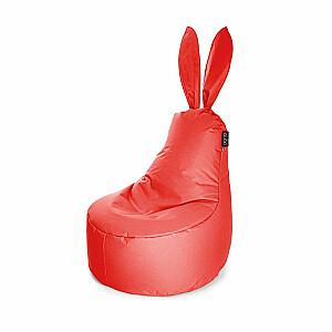 Qubo™ Mommy Rabbit Strawberry POP FIT sēžammaiss pufs