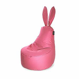 Qubo™ Mommy Rabbit Raspberry POP FIT sēžammaiss pufs