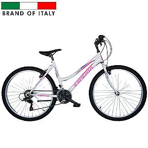 "Kalnu velosipēds Esperia 8350 26 18V TZ50 (Rata izmērs: 26"" Rāmja izmērs: 16"")"
