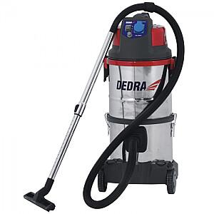"""Dedra DED6602 putekļu sūcējs ar ūdens filtru ģipša putekļiem un savienojumu ar """"žirafi"""" 1400W (DED6602)"""