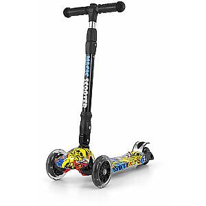 Milly Mally Hulajnoga motorollers Magic Graffiti (2030)