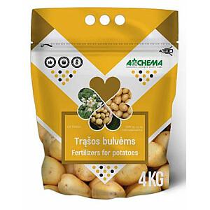 Mēslojums kartupeļiem 4kg