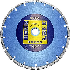 Dimanta disks BSG 230x22mm betonam Mega