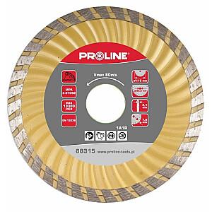 Dimanta disks PST 230x22mm super turbo Proline