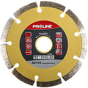 Dimanta disks PSG 180x22mm betonam Proline