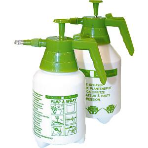 Smidzinātājs ar pumpi 1500ml zaļš