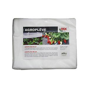 Agroplēve 1.6mx10m 17g/m2 balta