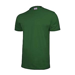 T-krekls kokvilnas zaļš M