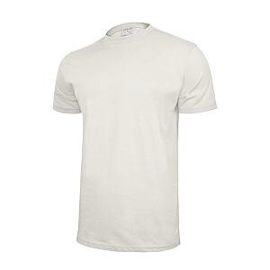 T-krekls kokvilnas balts XXL