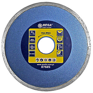 Dimanta disks BCN 125x22mm flīzēm Mega