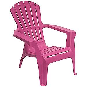 Krēsls plastmasas Dolomati lillā
