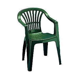 Krēsls plastmasas Altea zaļš