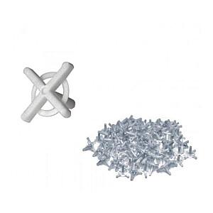 Krustiņi flīzēm ar kātu 1.5mm 100gb