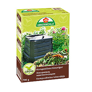 Kompostētājs 0.7kg Greenworld