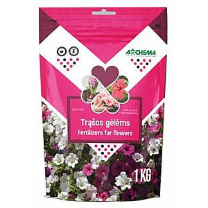 Mēslojums ziediem 1kg